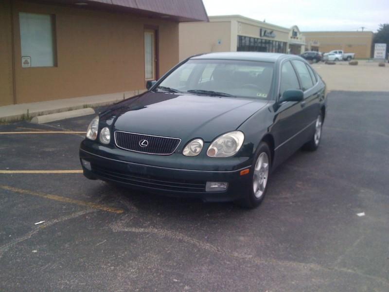 Lexus GS 300 Luxury Perform Sdn 1999 price $4,550