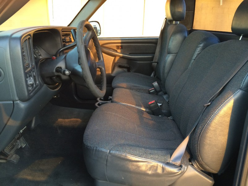 Chevrolet Silverado 1500 2002 price $3,450