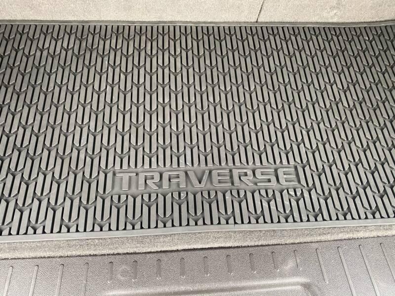 Chevrolet Traverse 2013 price $12,995