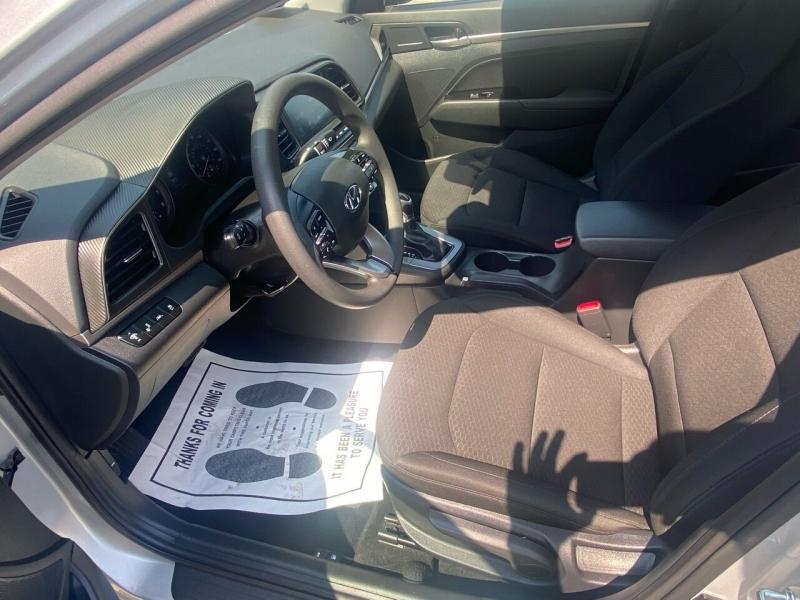 Hyundai Elantra 2020 price $18,995