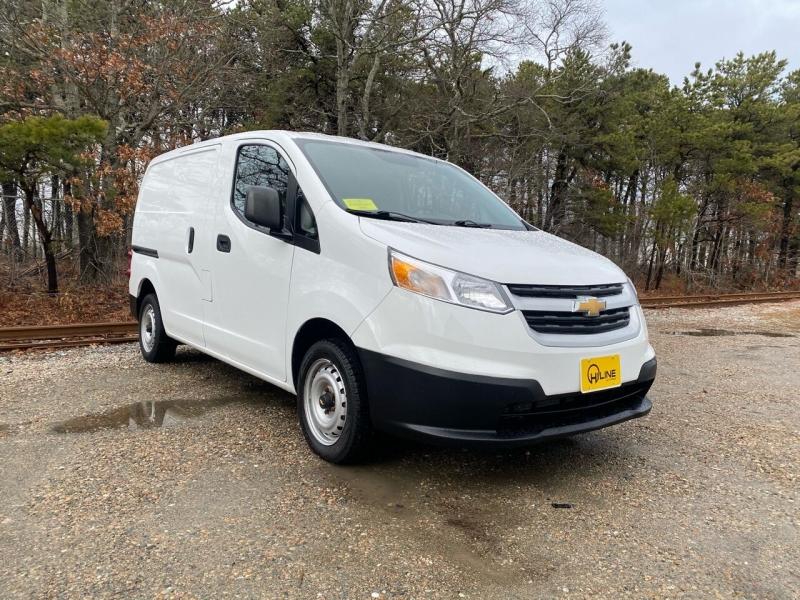 Chevrolet City Express Cargo 2015 price $9,995