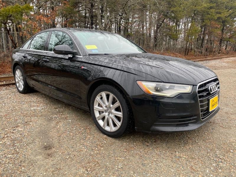 Audi A6 2014 price $13,995