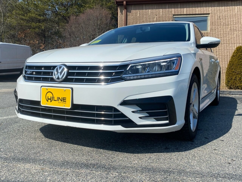 Volkswagen Passat 2017 price $12,995