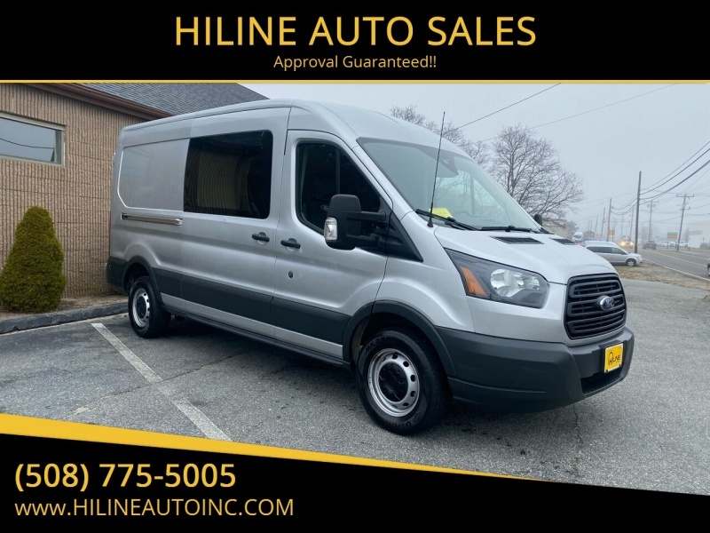 Ford Transit Cargo 2015 price $23,995