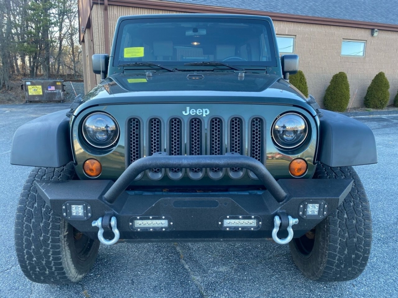 Jeep Wrangler Unlimited 2010 price $18,995