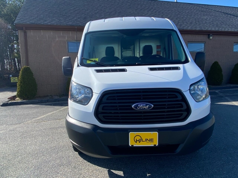 Ford Transit Cargo 2015 price $18,995