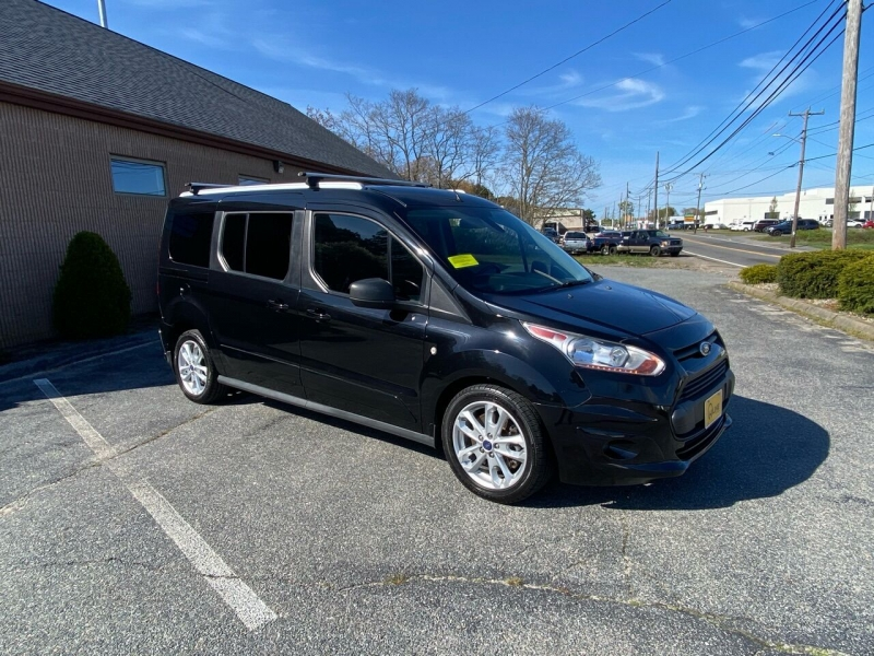 Ford Transit Connect Wagon 2014 price $15,995