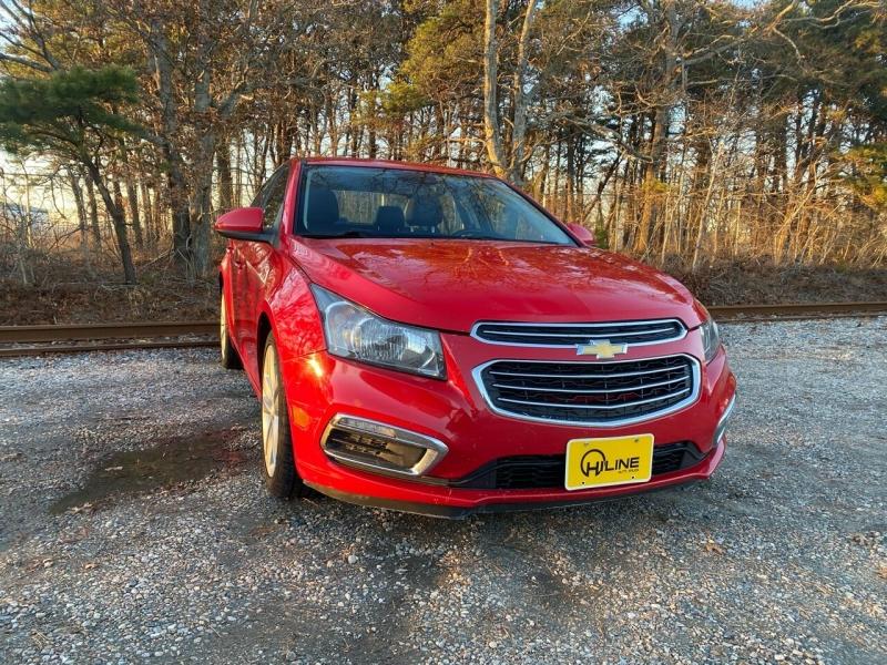 Chevrolet Cruze Limited 2016 price $7,995