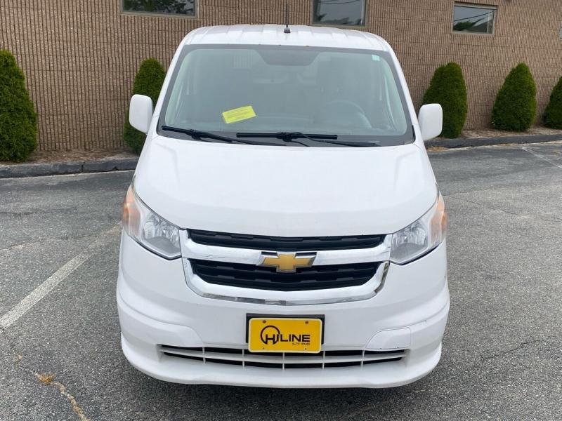 Chevrolet City Express Cargo 2015 price $10,995