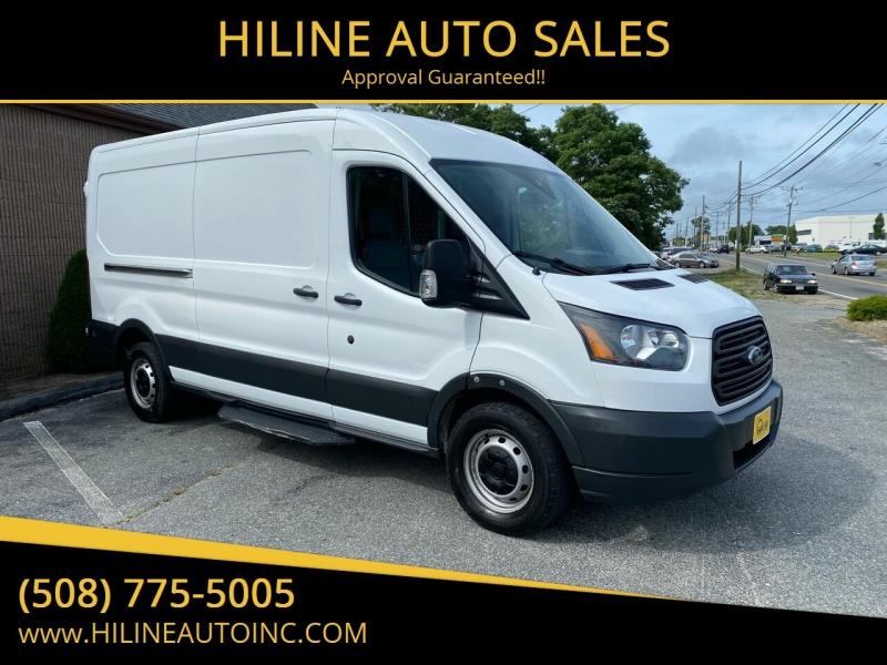 Ford Transit Cargo 2017 price $26,995