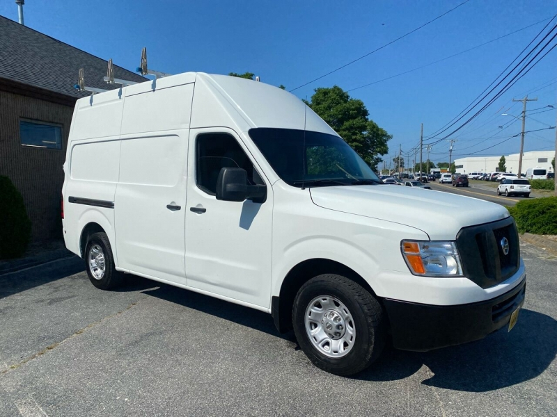 Nissan NV Cargo 2014 price $21,995