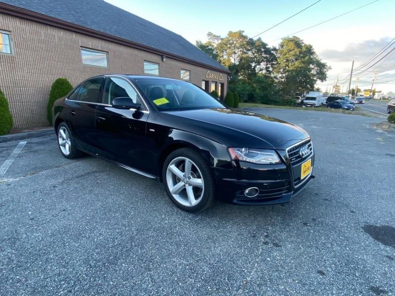 Audi A4 2012 price $13,995
