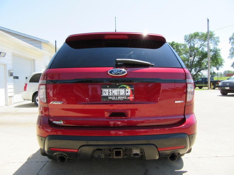 Ford Explorer 2014 price $10,995