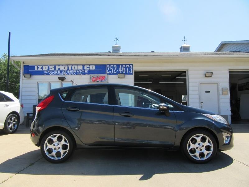 Ford Fiesta 2011 price $5,595