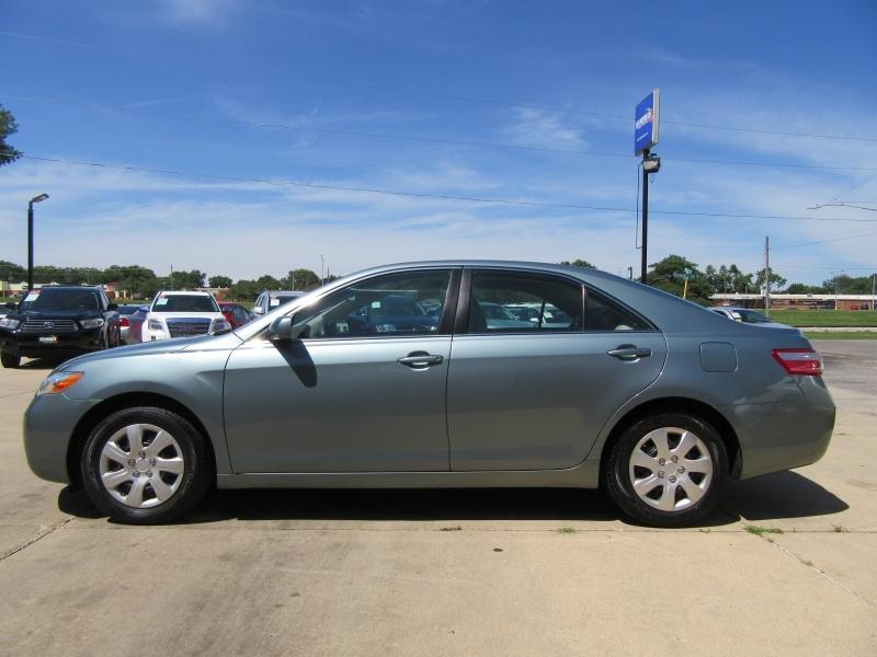 Toyota Camry 2007 price