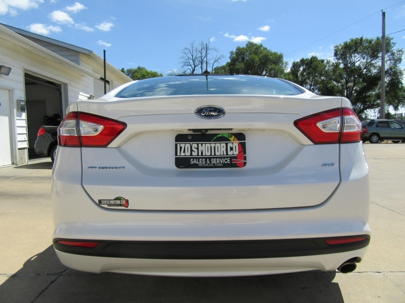 Ford Fusion 2015 price $7,595