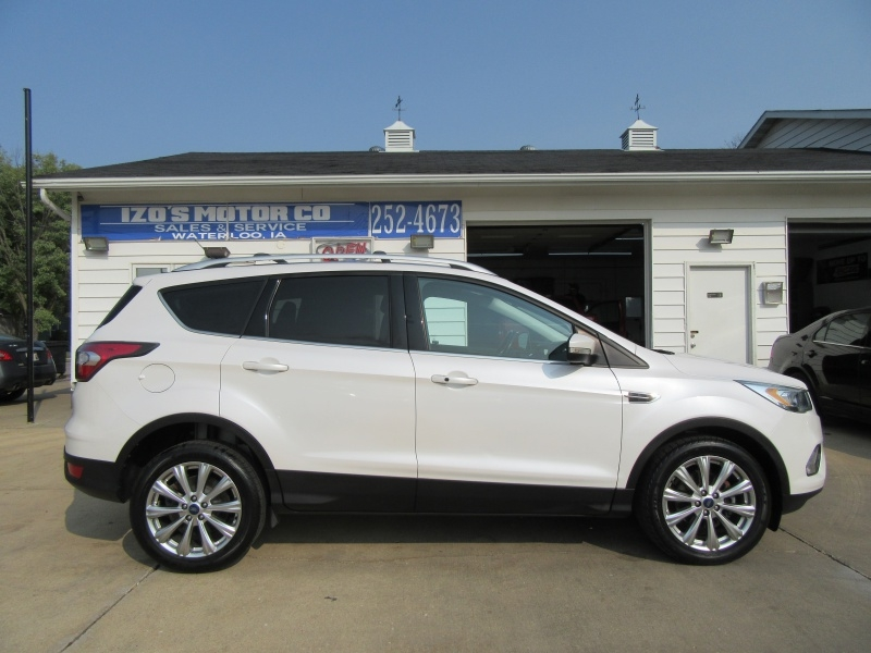 Ford Escape 2017 price $13,595