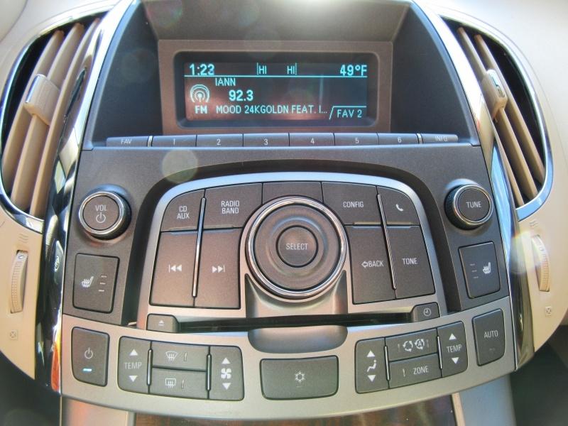 Buick LaCrosse 2012 price