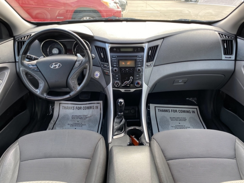 Hyundai Sonata 2013 price $8,595