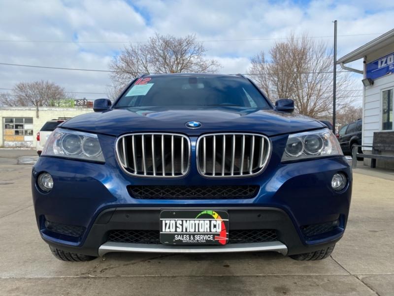 BMW X3 2012 price $10,595
