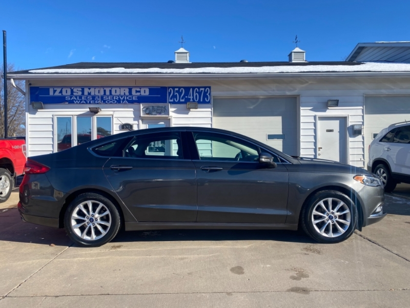 Ford Fusion 2017 price