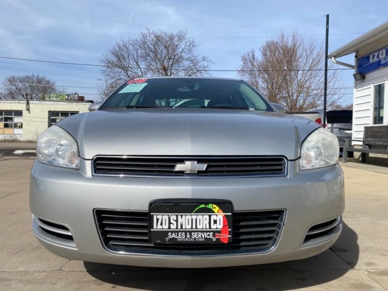 Chevrolet Impala 2008 price