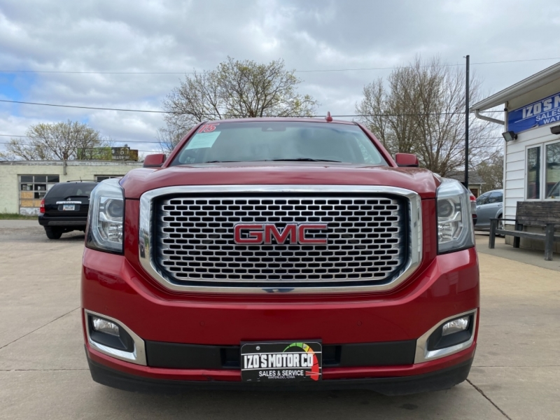 GMC Yukon XL 2015 price $0