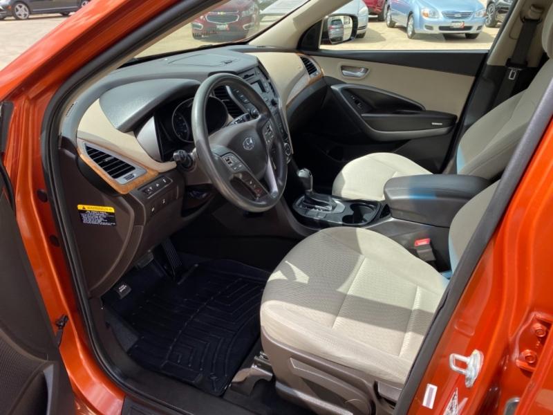 Hyundai Santa Fe Sport 2014 price $9,595