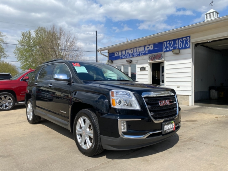 GMC Terrain 2016 price