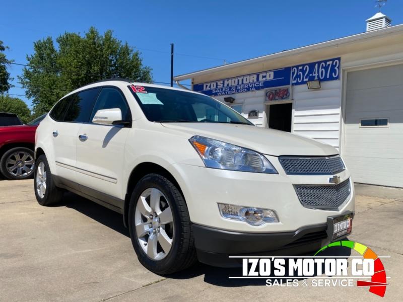 Chevrolet Traverse 2012 price $11,595