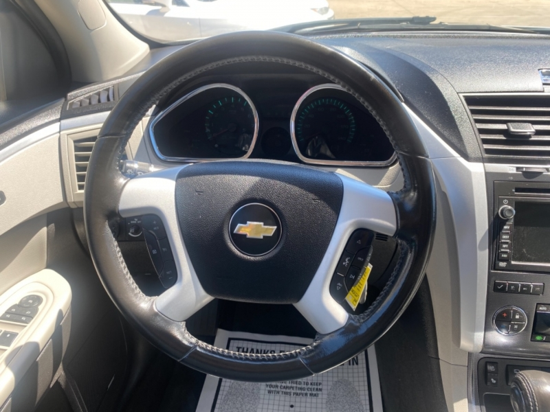 Chevrolet Traverse 2012 price $0
