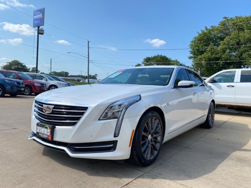Cadillac CT6 Sedan 2016 price