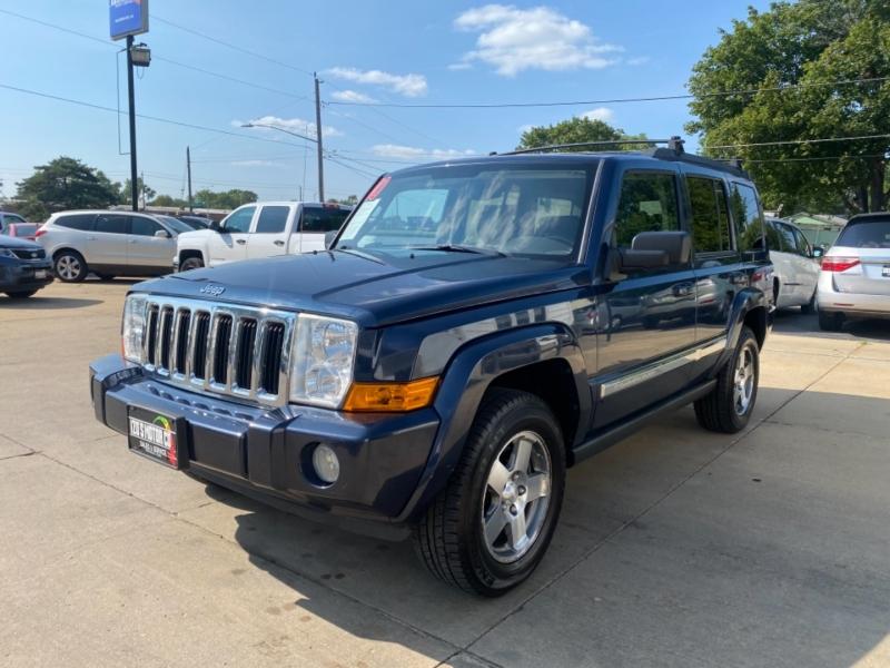 Jeep Commander 2010 price $0