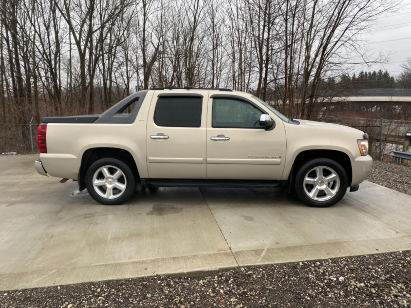 CHEVROLET AVALANCHE 2008 price $10,500