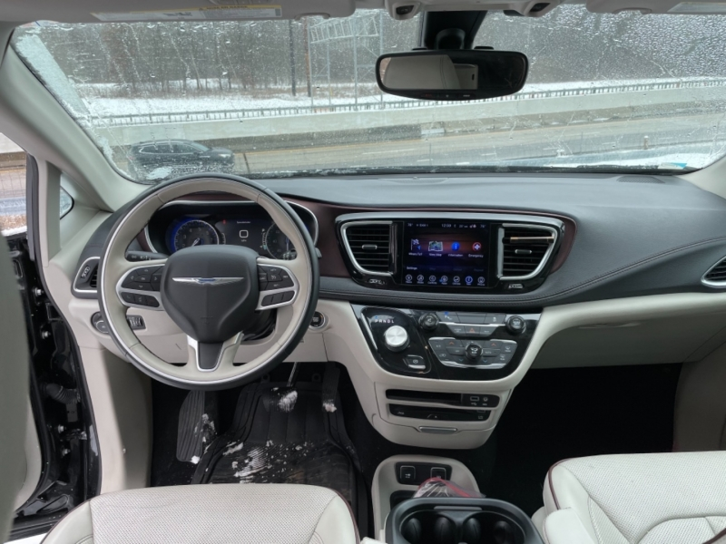CHRYSLER PACIFICA 2017 price $25,900
