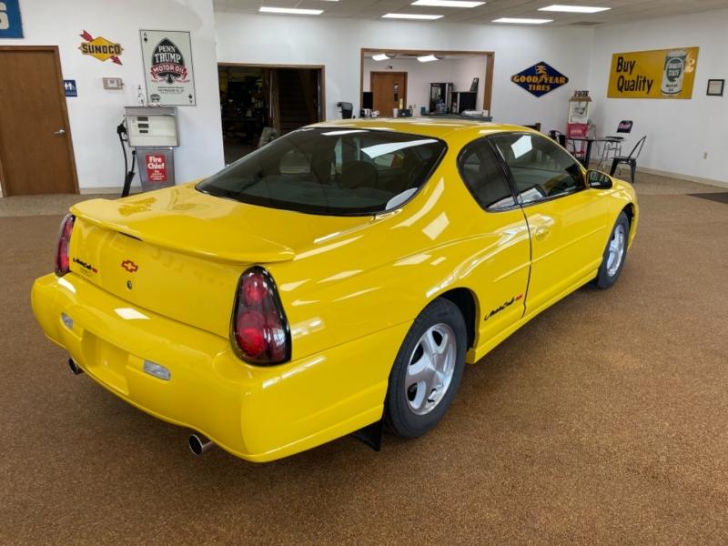 CHEVROLET MONTE CARLO 2003 price $15,900