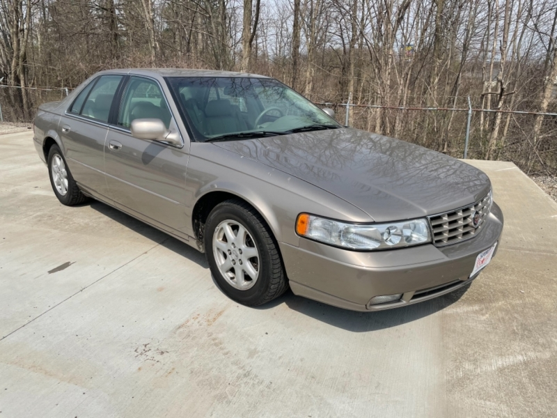 CADILLAC SEVILLE 2002 price $5,900