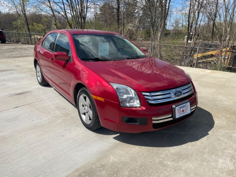 FORD FUSION 2008 price $5,900