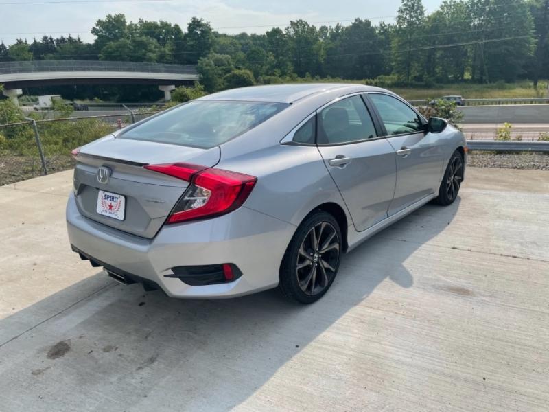 HONDA CIVIC 2019 price $20,900