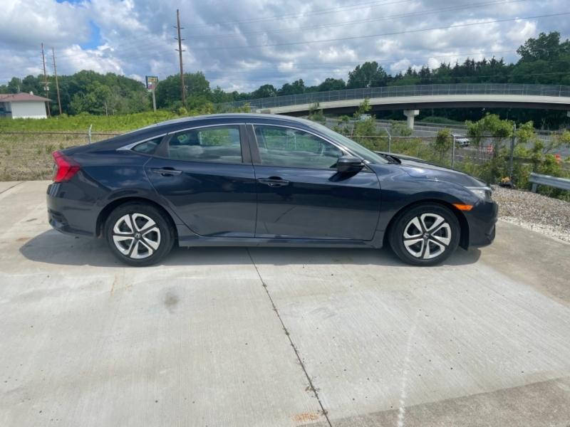 HONDA CIVIC 2018 price $17,500
