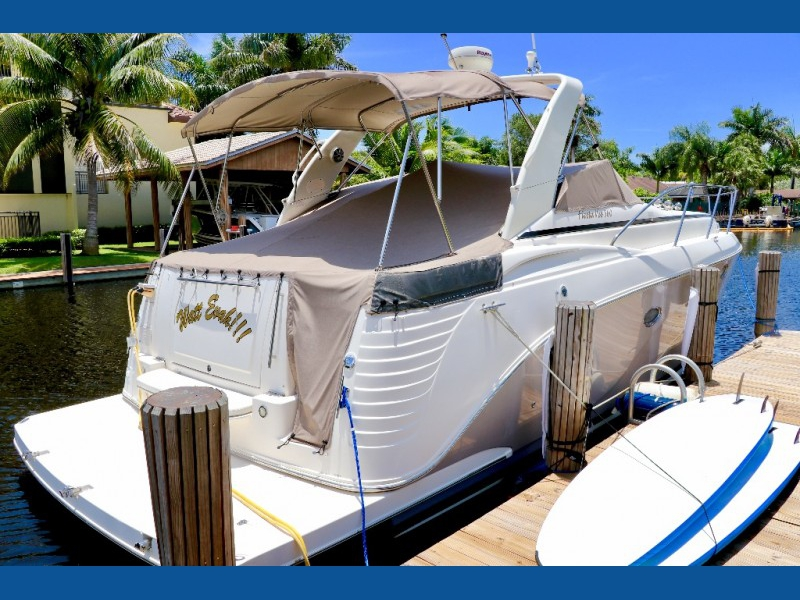 Rinker 360 Express Cruiser 2006 price $65,000
