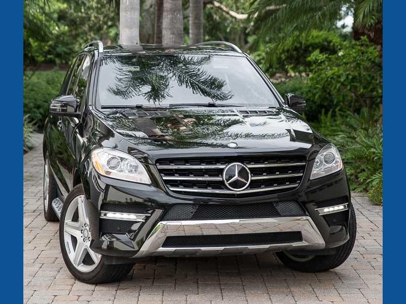 Mercedes-Benz M-Class 2015 price $24,995