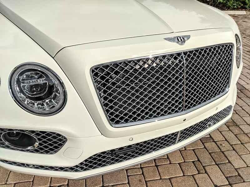 Bentley Bentayga 2017 price $142,000