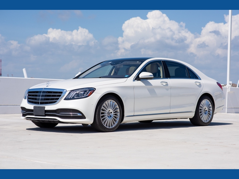Mercedes-Benz S-Class 2018 price $76,900