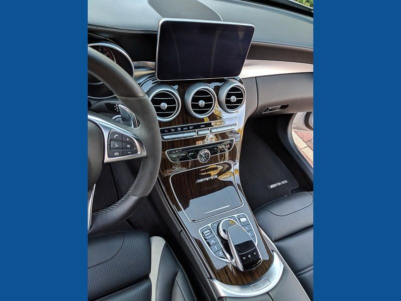 Mercedes-Benz C-Class 2016 price $43,995