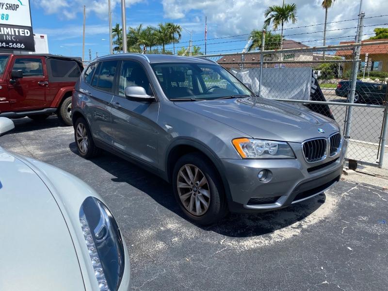 BMW X3 2013 price $10,759
