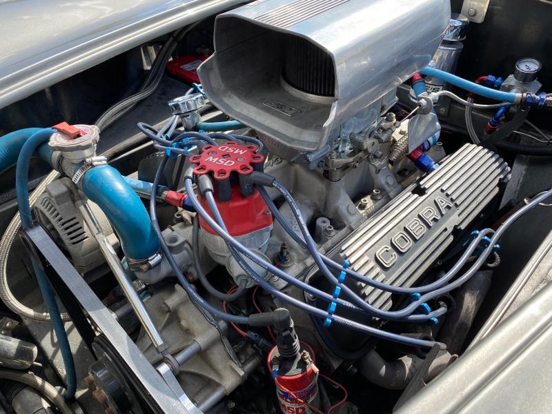 Shelby AC Cobra Rep 1965 price $33,950