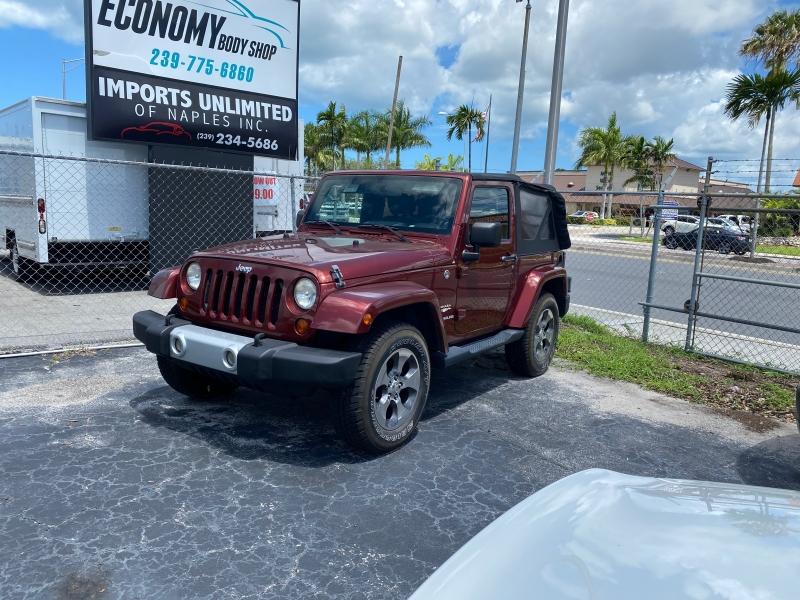 Jeep Wrangler 2009 price $11,995