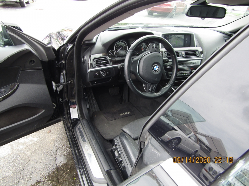 BMW 6-Series 2013 price $26,995