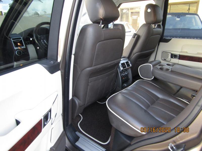 Land Rover Range Rover 2012 price $21,500